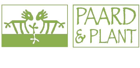 paard en plant